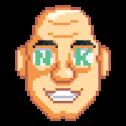 NOSHKONG pixel mascot 200x200