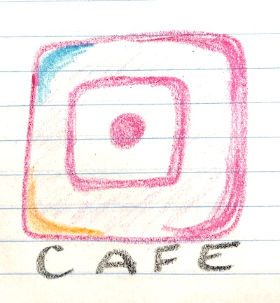 instagram cafe