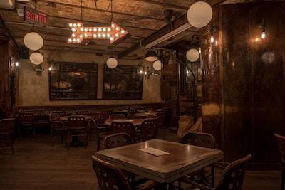 gentrified restaurant